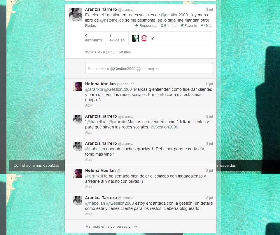reacciones a los tuits libro Risto Mejide