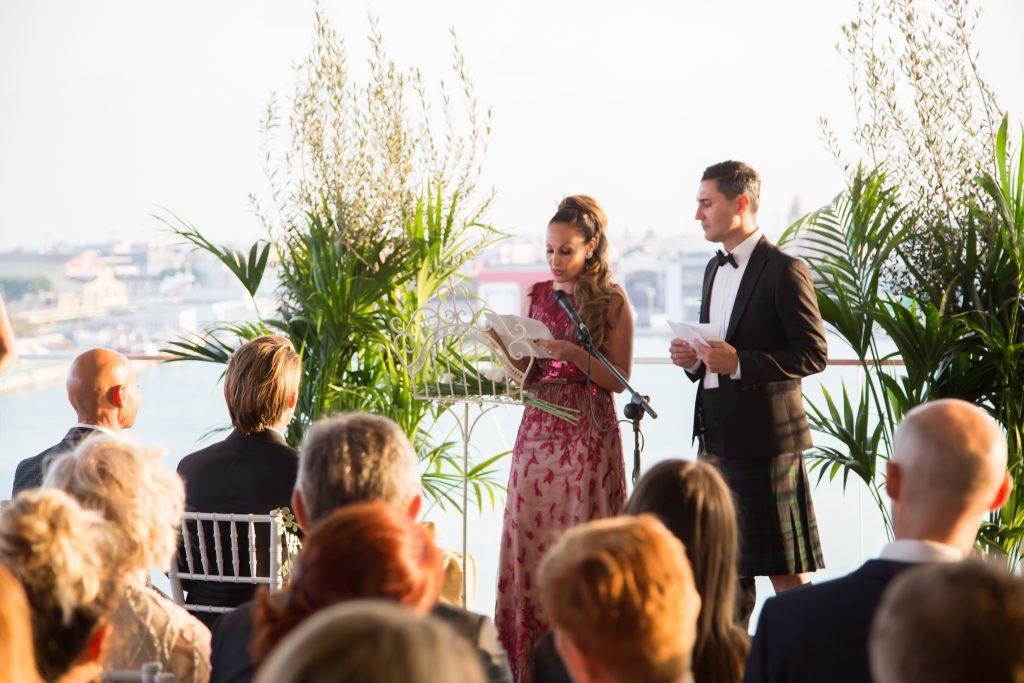 Texto discurso para una boda - Arantxa Tarrero redactora en Valencia