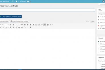 Curso WordPress desde cero 100% práctico. Desarrolla y controla TU propia web
