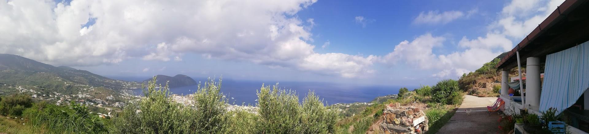 Al número zero - Lipari - Islas Eolias - Italia
