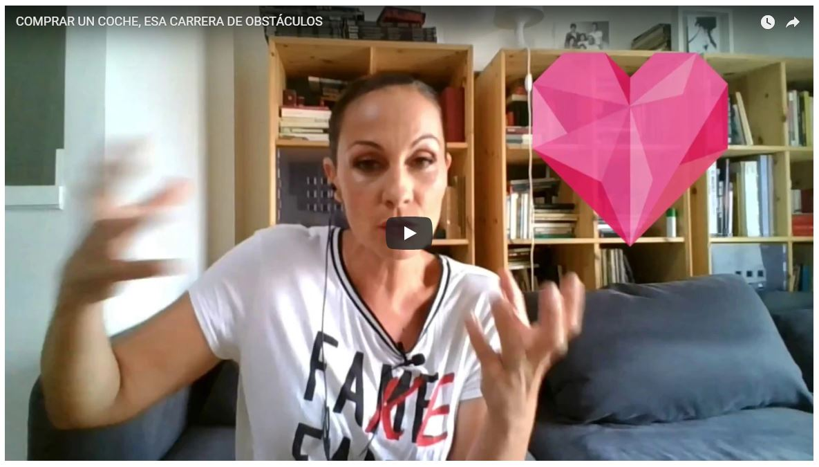 Comprar un coche. Review. Youtuber mujer. Valencia. Arantxa Tarrero