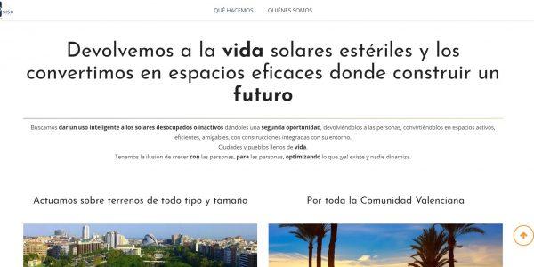 diseño web para empresa abogados