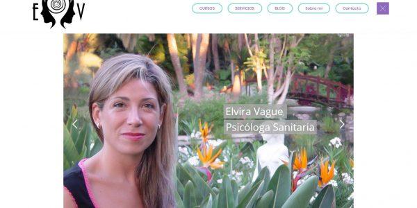 diseño web psicóloga en Valencia