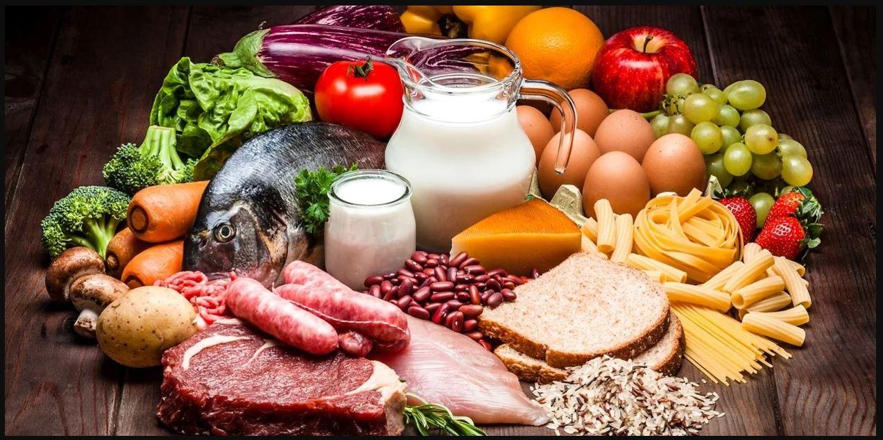 Alimentos en español. ejercicios ELE